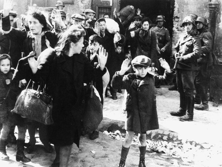 Holocaust memoir Maybe Esther is a mesmerising work of reconstruction and reflection