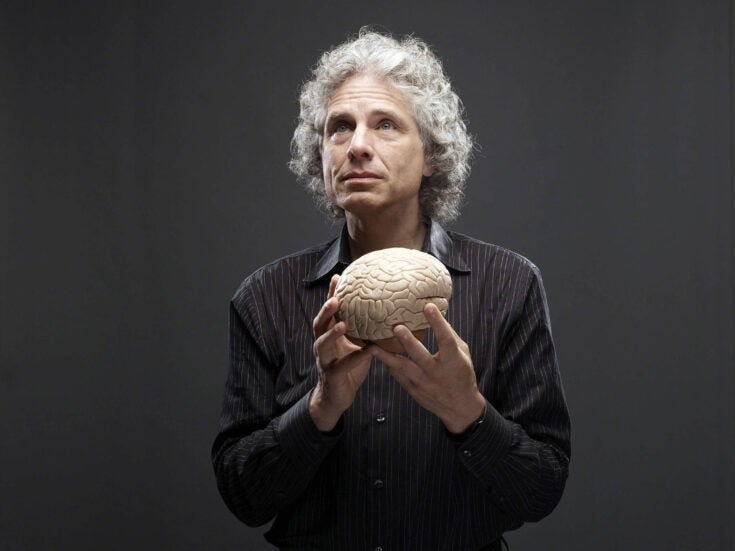Unenlightened thinking: Steven Pinker's embarrassing new book is a feeble sermon for rattled liberals