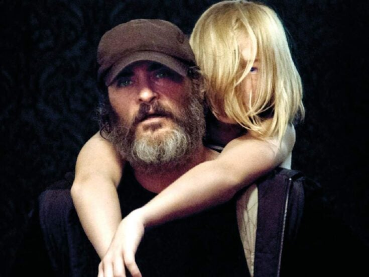 Violence, paedophilia, kidnap – You Were Never Really Here relies on schlock tactics
