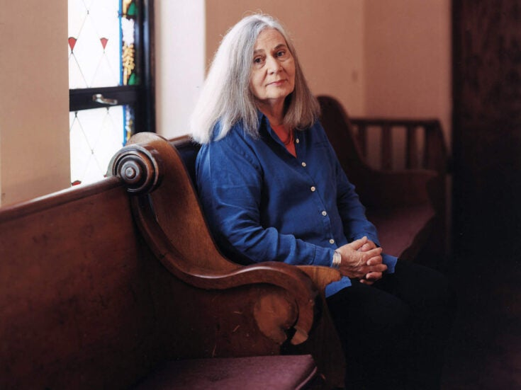 Marilynne Robinson's new essay collection is acerbic – and problematic