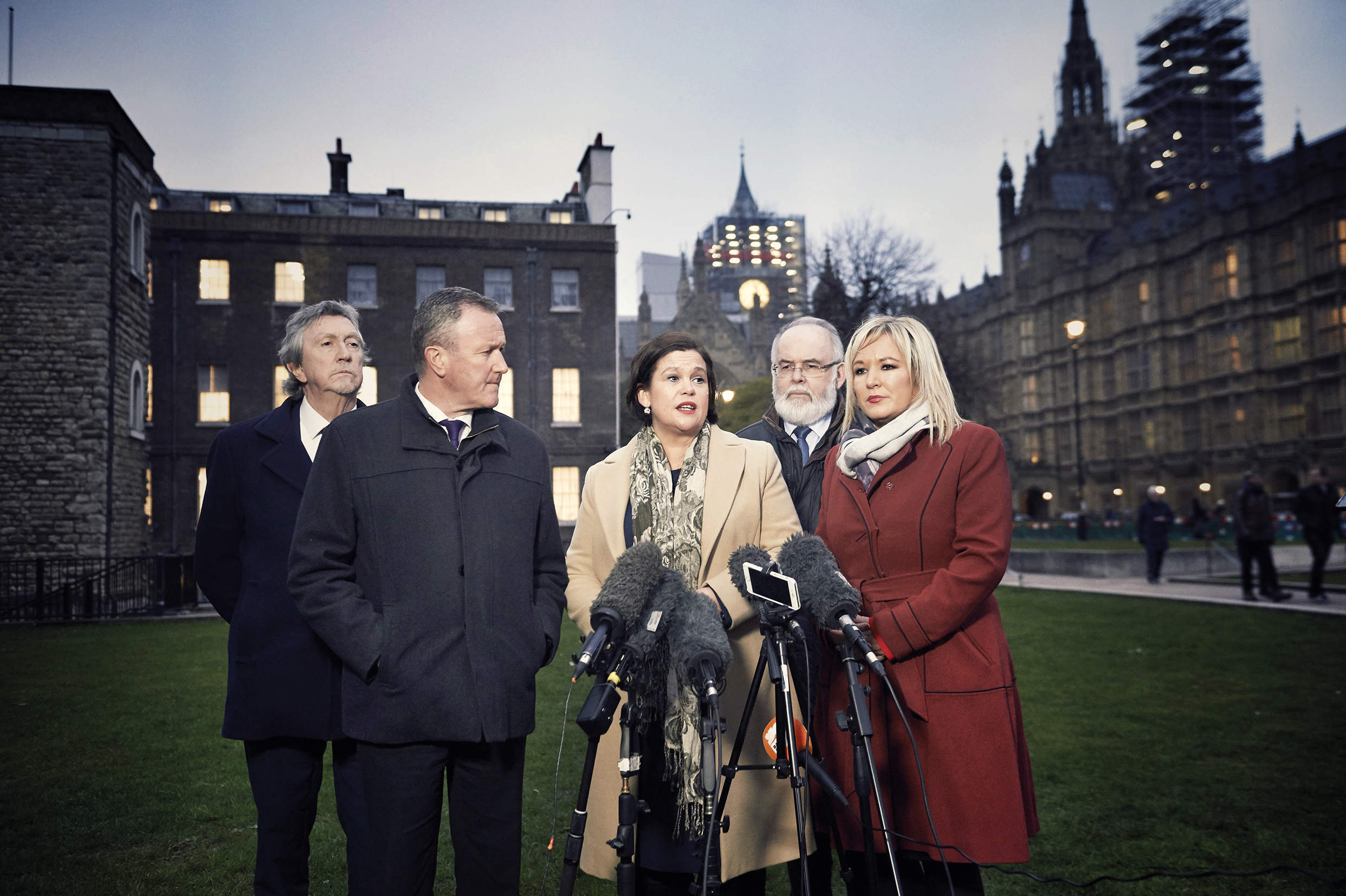 The Sinn Fein question: could the party stop a hard Brexit?