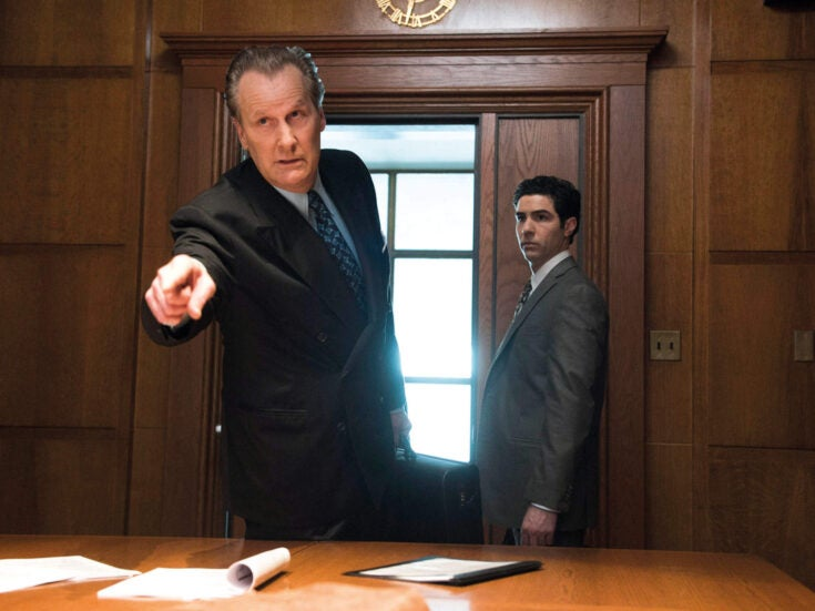 Amazon's 9/11 series, The Looming Tower, has two fantastic performances at its heart