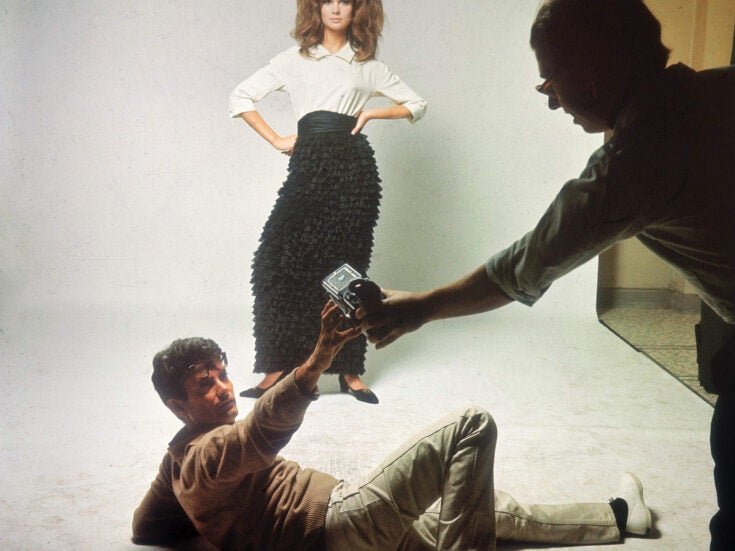 The A-list life of Richard Avedon – one of America's great post-war photographers