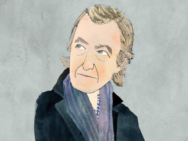 """Julian Barnes Q&A: """"I might have made a useful priest, perhaps in rural France"""""""
