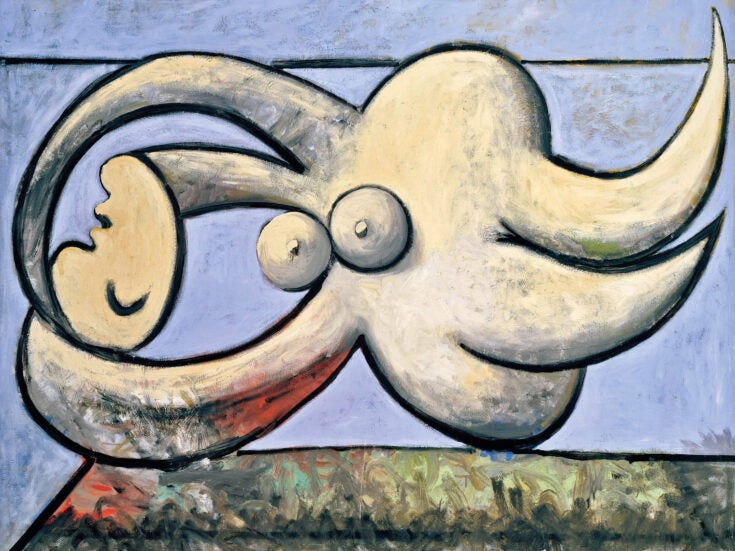 Why 1932 was Picasso's year of erotic torment