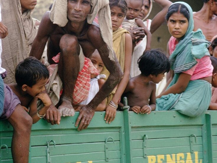 Set between Sheffield and Bangladesh, The Friendly Ones is frequently disorientating