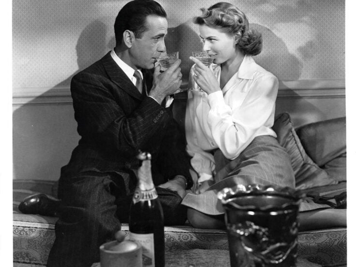 Playing it over and over again: how Casablanca was made