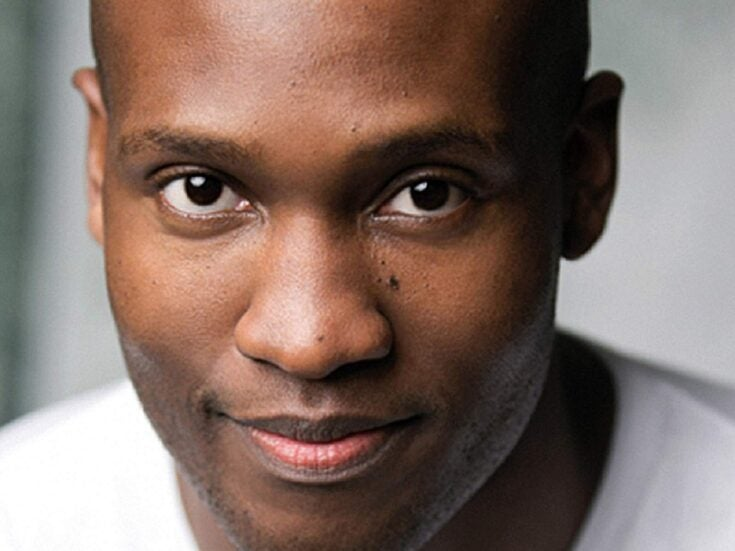 Four roles, 41 songs and a few hours' notice – meet the hidden star of Hamilton