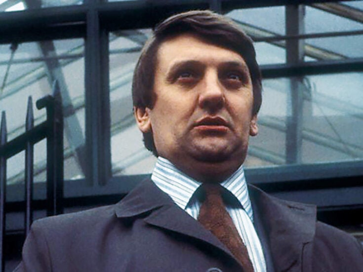 Pungent as Old Spice and smooth as cheap nylon: the BBC's Law and Order 40 years on