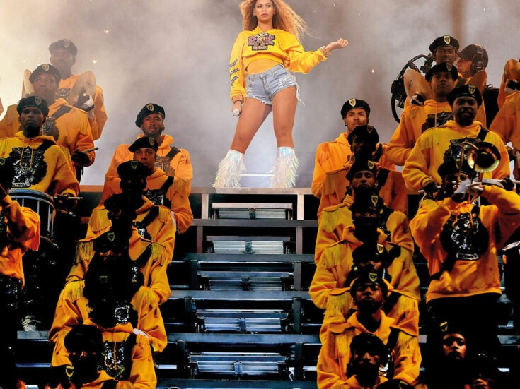 The best performer of her generation, Beyoncé surpassed even herself at Coachella