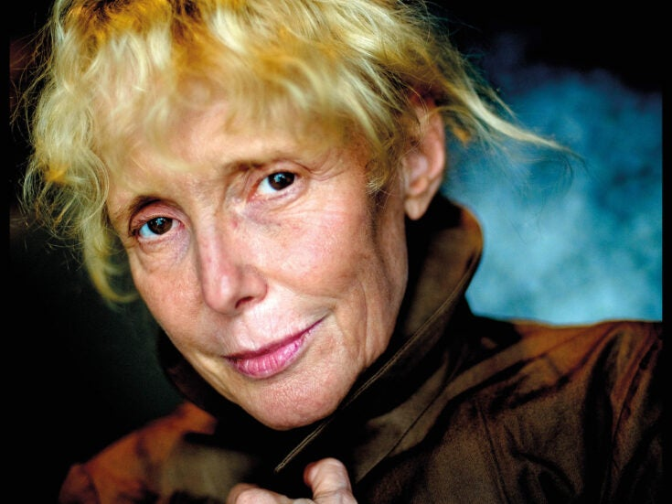 """""""He keeps asking me, is it sad to be an old woman?"""": sparring with the French director Claire Denis"""