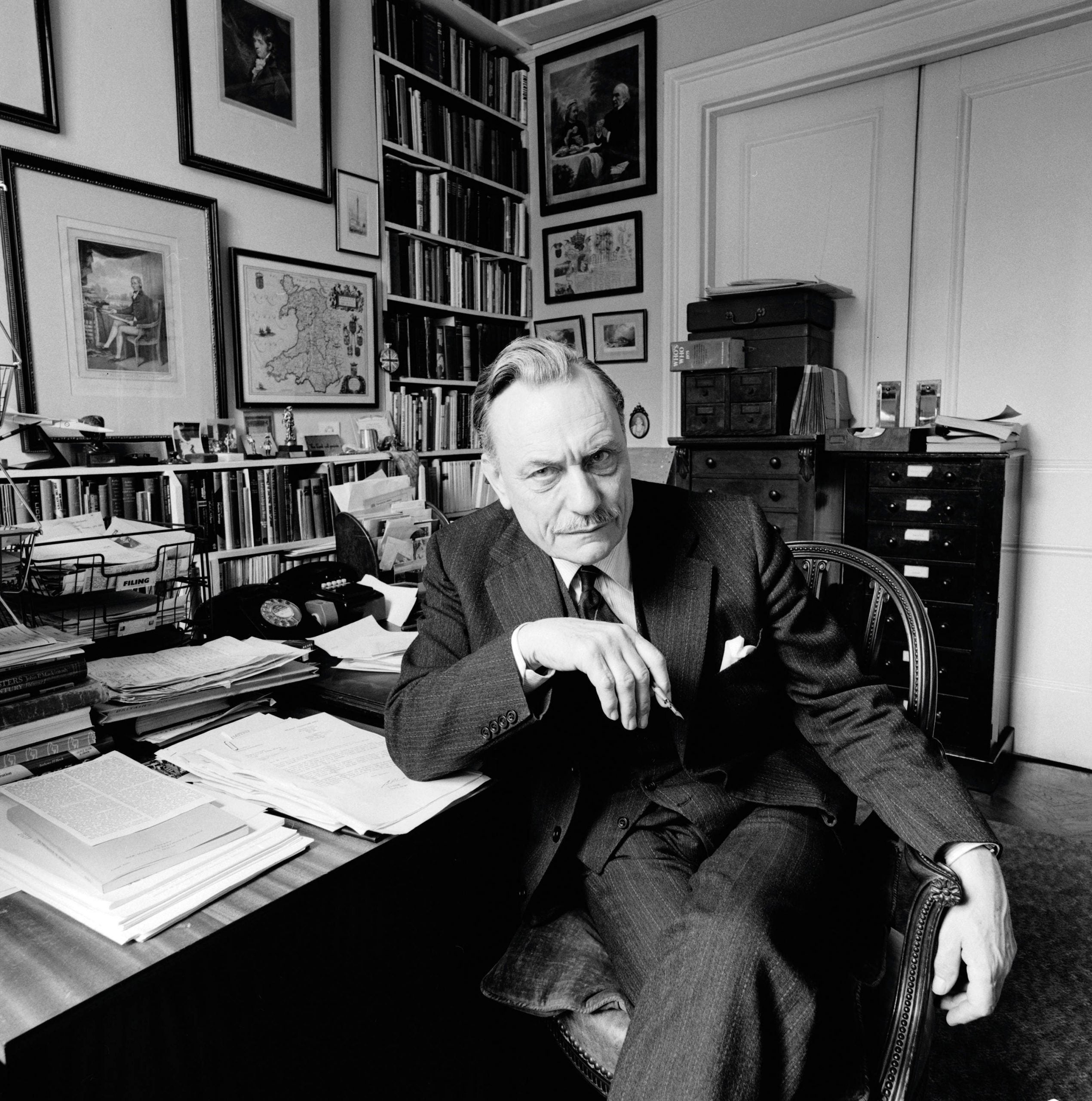 Will post-Brexit Britain overcome or fall further upon Enoch Powell's troubling legacy?
