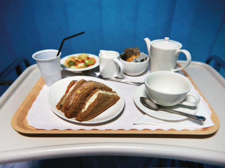 The overlooked aspect of patient care: why NHS catering needs a revolution
