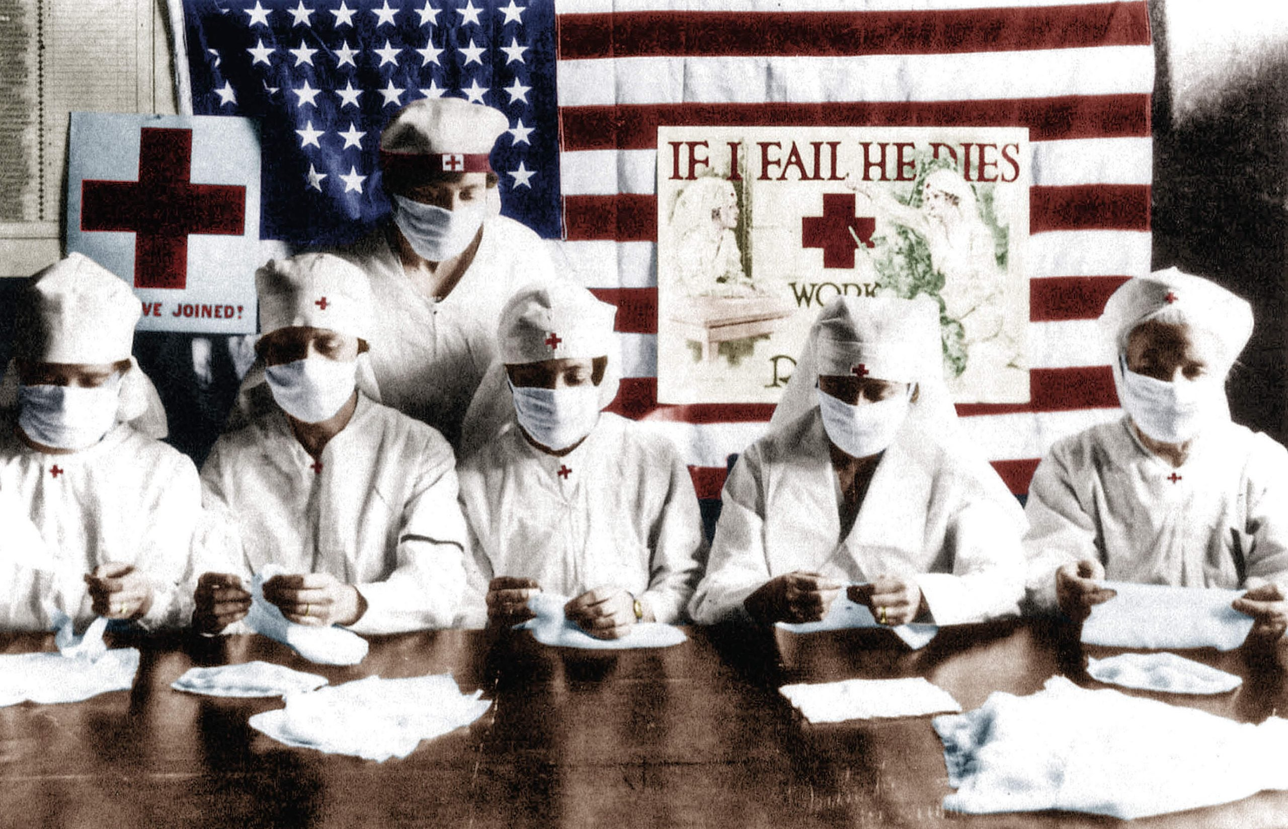 A century ago, the Spanish flu killed 100 million people. Is a new pandemic on the way?