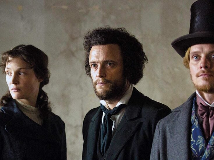 The Young Karl Marx is a sparky retelling of the build up to The Communist Manifesto
