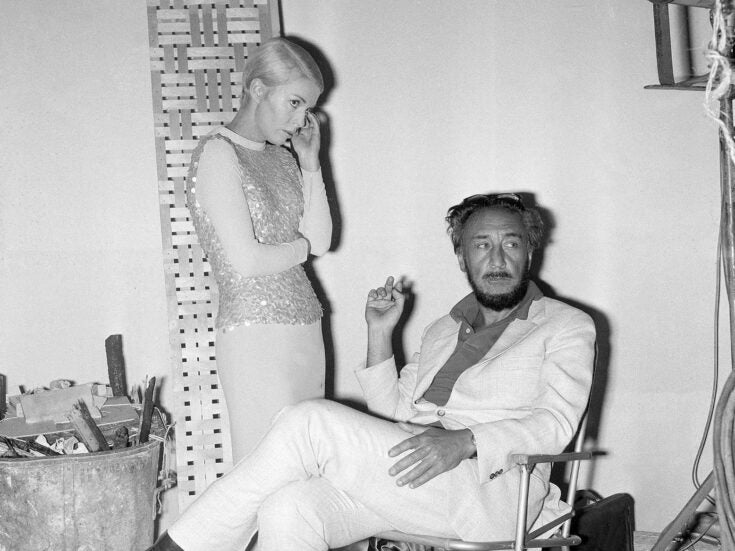 War hero, novelist, moralist and liar: the many lives and disguises of Romain Gary