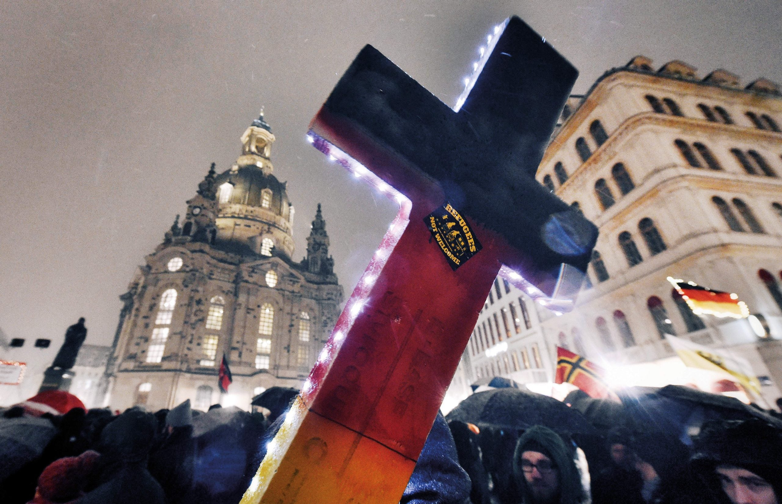 Defenders of the faith: why right-wing populists are embracing religion