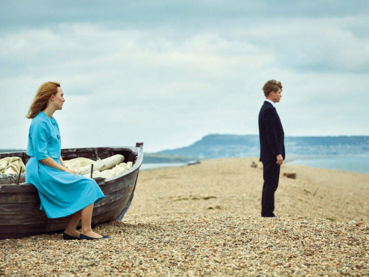 Messing up McEwan: why the film of On Chesil Beach falls flat