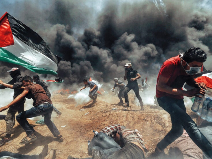 The tragedy in Gaza has no end in sight