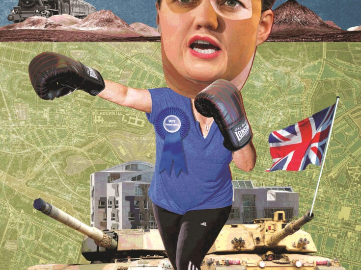Onward – the Tory think tank on a mission to remake conservatism