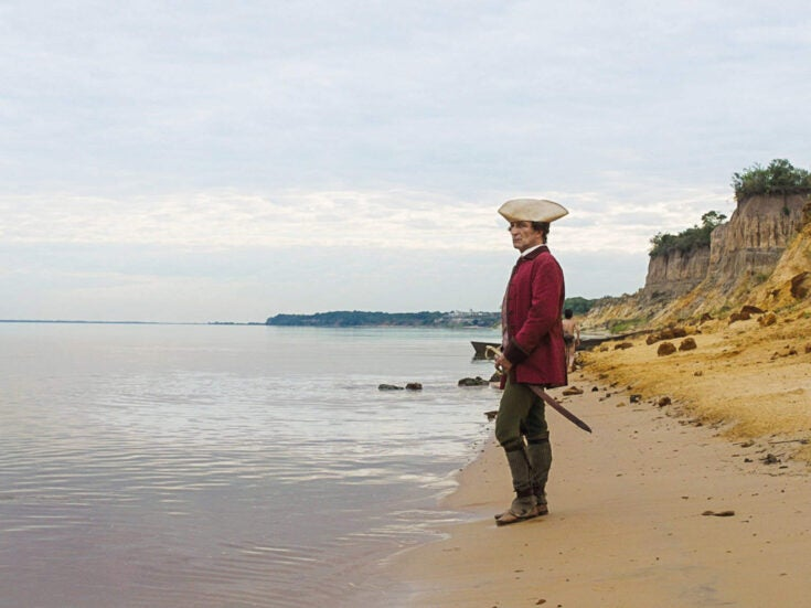 The llama, the fish and the magistrate: Lucrecia Martel's absurdist film Zama puts its audience in a trance