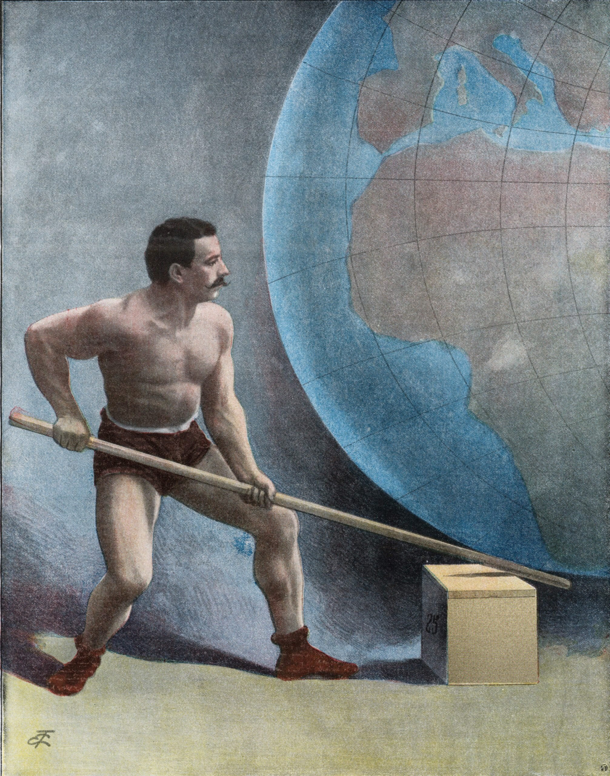 How we entered the age of the strongman
