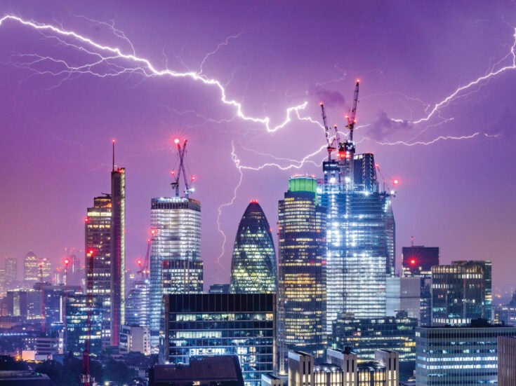 Lightning storms, Philip Roth's women, and why geography is now the poshest subject
