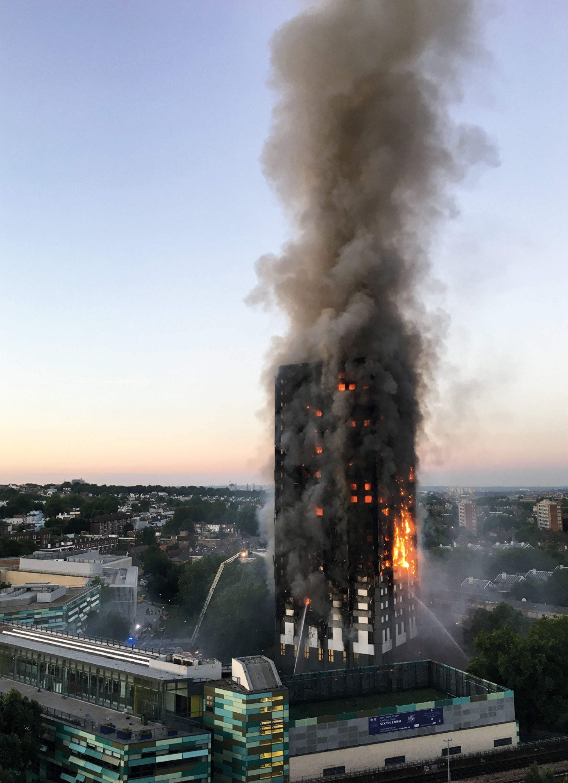 Grenfell's long shadow: how the fatal fire became an ethical tipping point for Britain