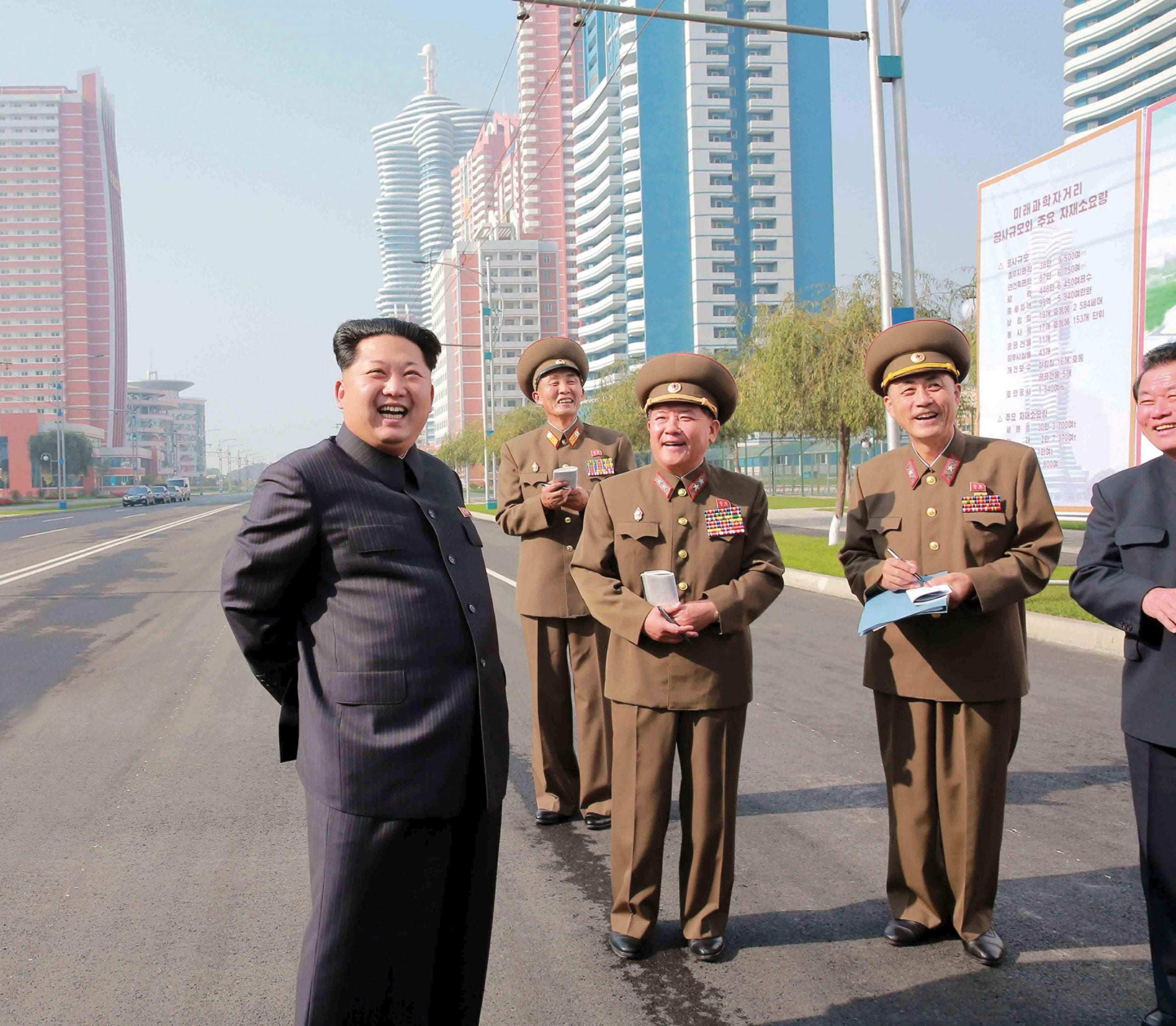 Keeping up with the Kims: North Korea's communist monarchy