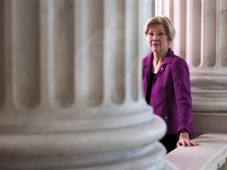 Elizabeth Warren is the darling of the Democrats. So could she be the next US president?
