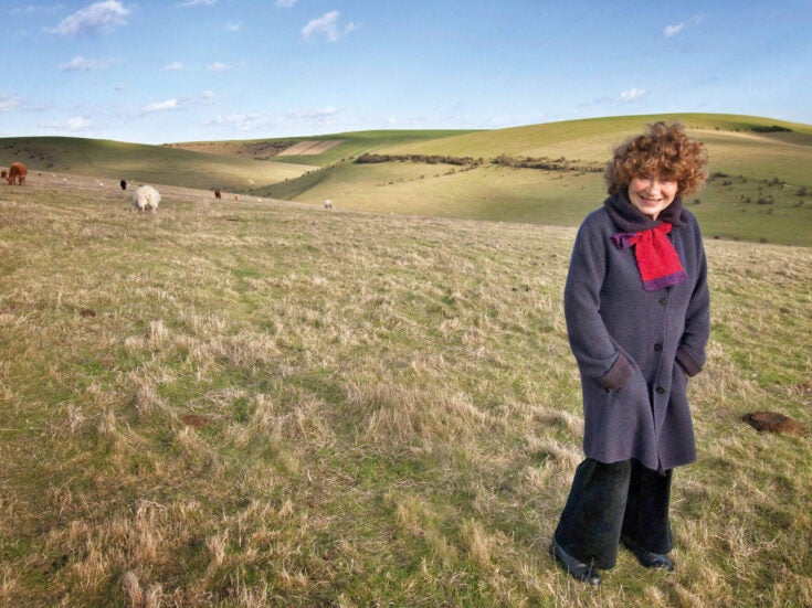 The rise, fall and return of Shirley Collins, heroine of English folk music