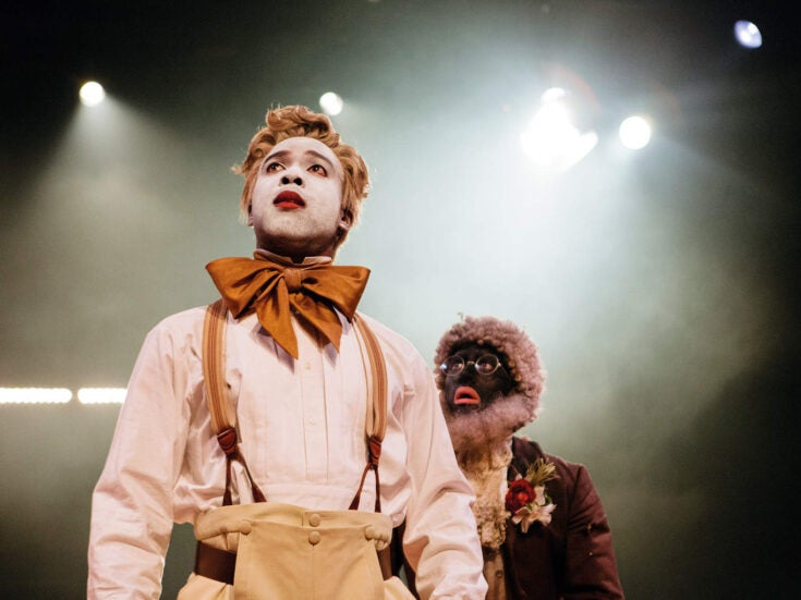 The National Theatre's An Octoroon is a challenging take on American race relations