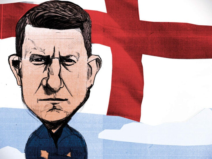 How Tommy Robinson became a folk hero for the global alt-right