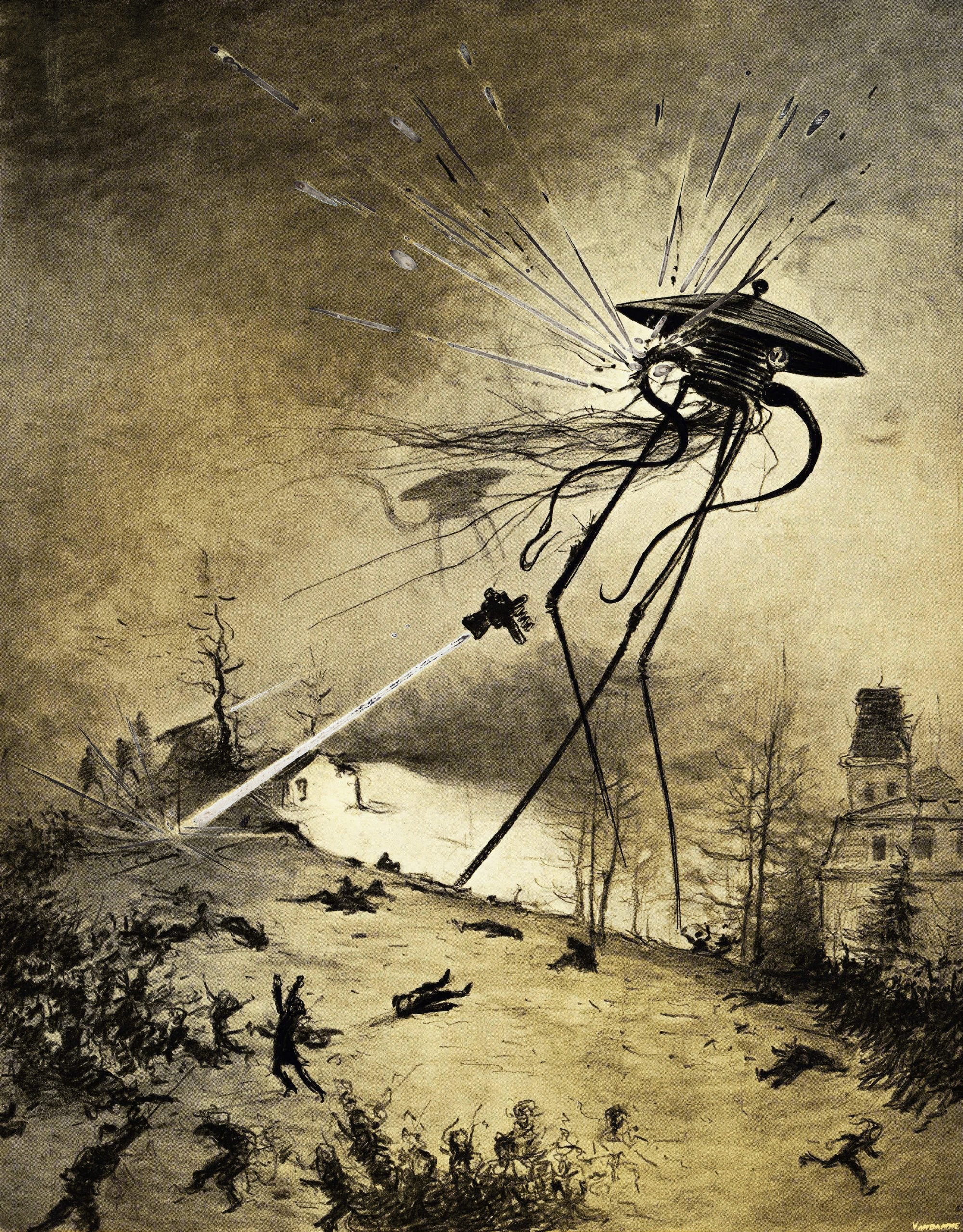 What The War of the Worlds means now