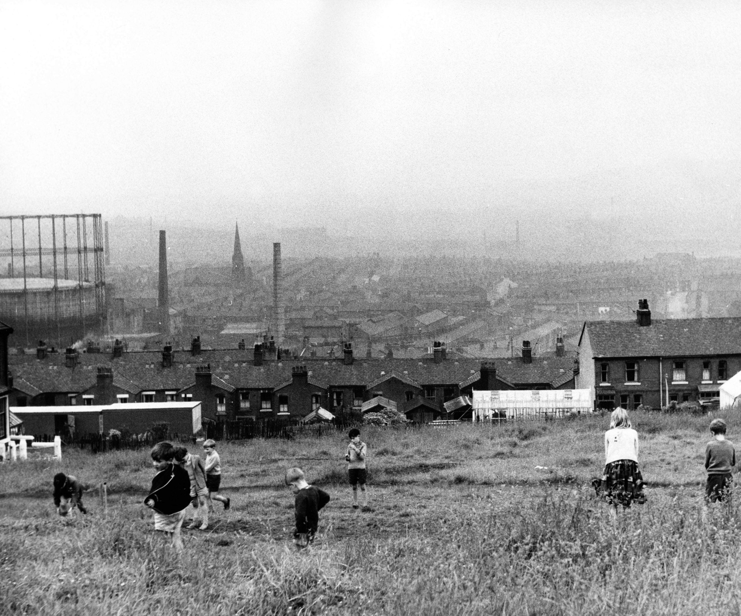 Blackburn: the town that stopped working