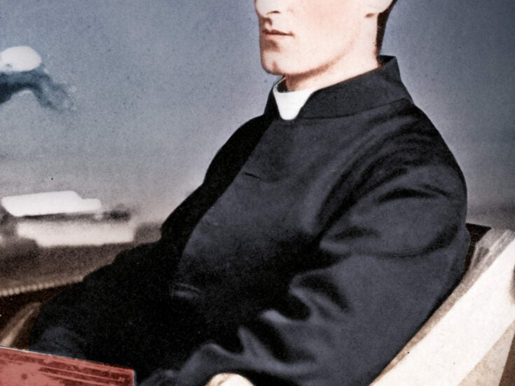 A century on, the poetry of Gerard Manley Hopkins is still ahead of the times