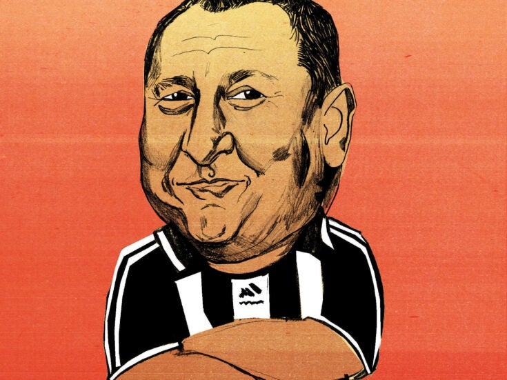 How Mike Ashley became the new emperor of the high street
