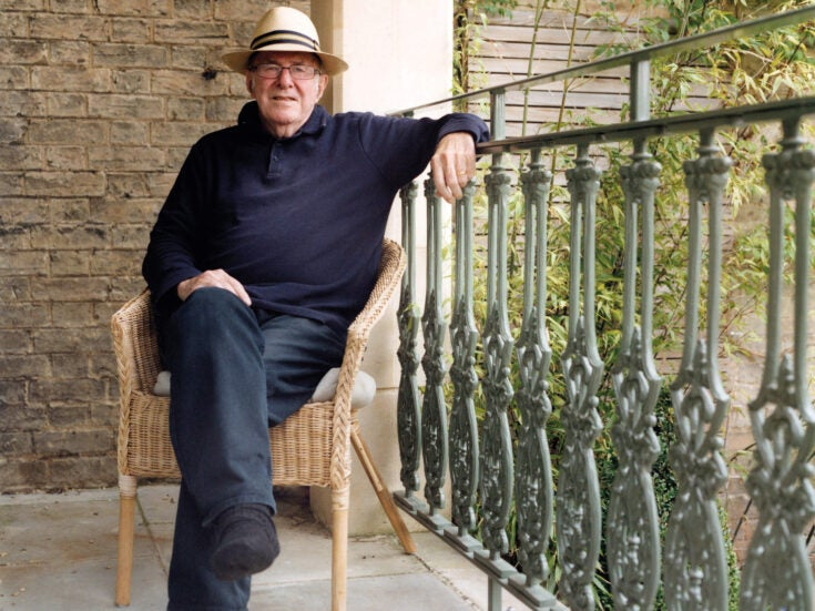 Dancing in the endzone: a rare interview with Clive James