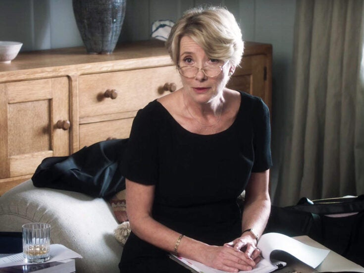 Emma Thompson is at her best in Ian McEwan adaptation The Children Act