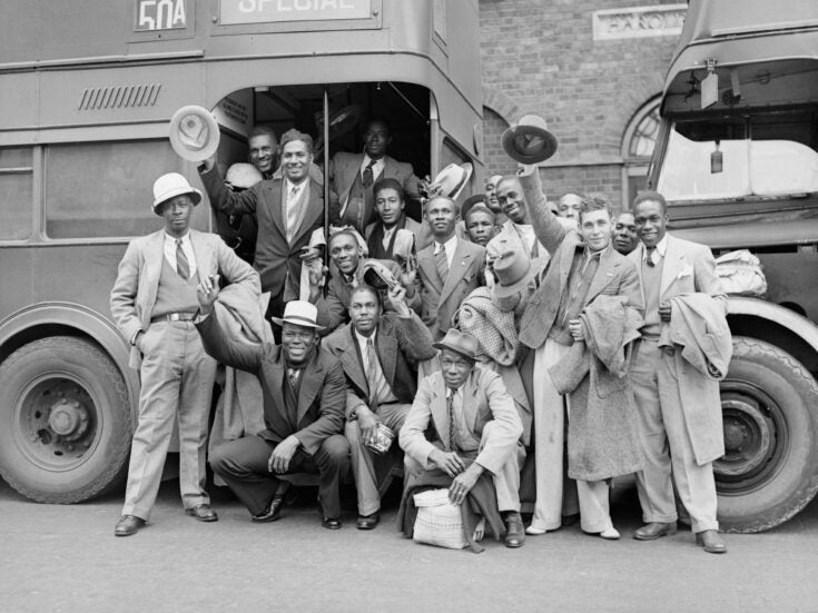 How the Second World War made Britain multicultural