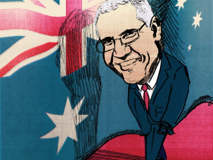How right-wing Scott Morrison became Australia's sixth prime minister in 11 years