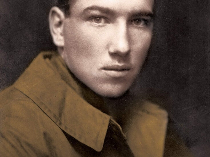 Robert Graves: the reluctant First World War poet
