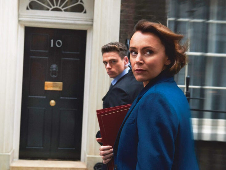 Bodyguard is convoluted and preposterous – but it's impossible not to get caught up in
