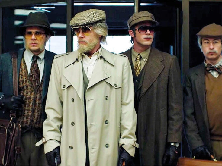 American Animals: a heist movie that's both fast-paced and contemplative