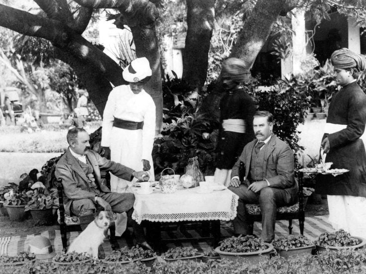 The British in India offers a rich and nuanced social history of empire