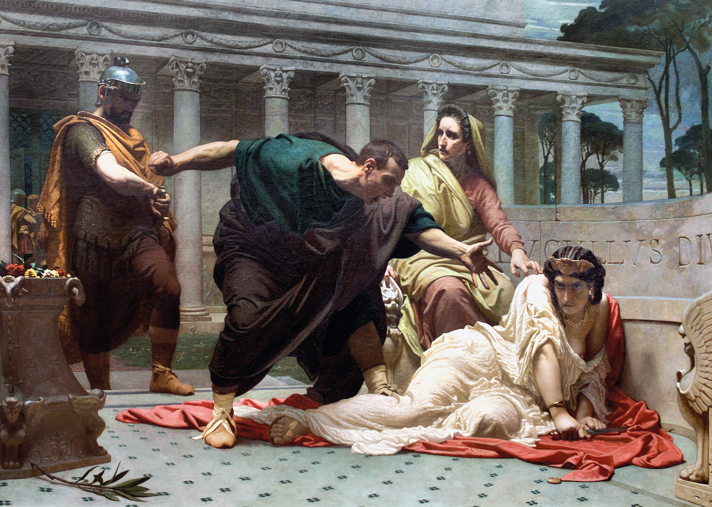 Matrons and murderers: the blood-thirsty women of Rome