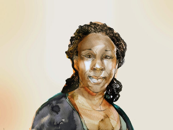 """Esi Edugyan Q&A: I like the here and now, despite the obvious chaos"""""""