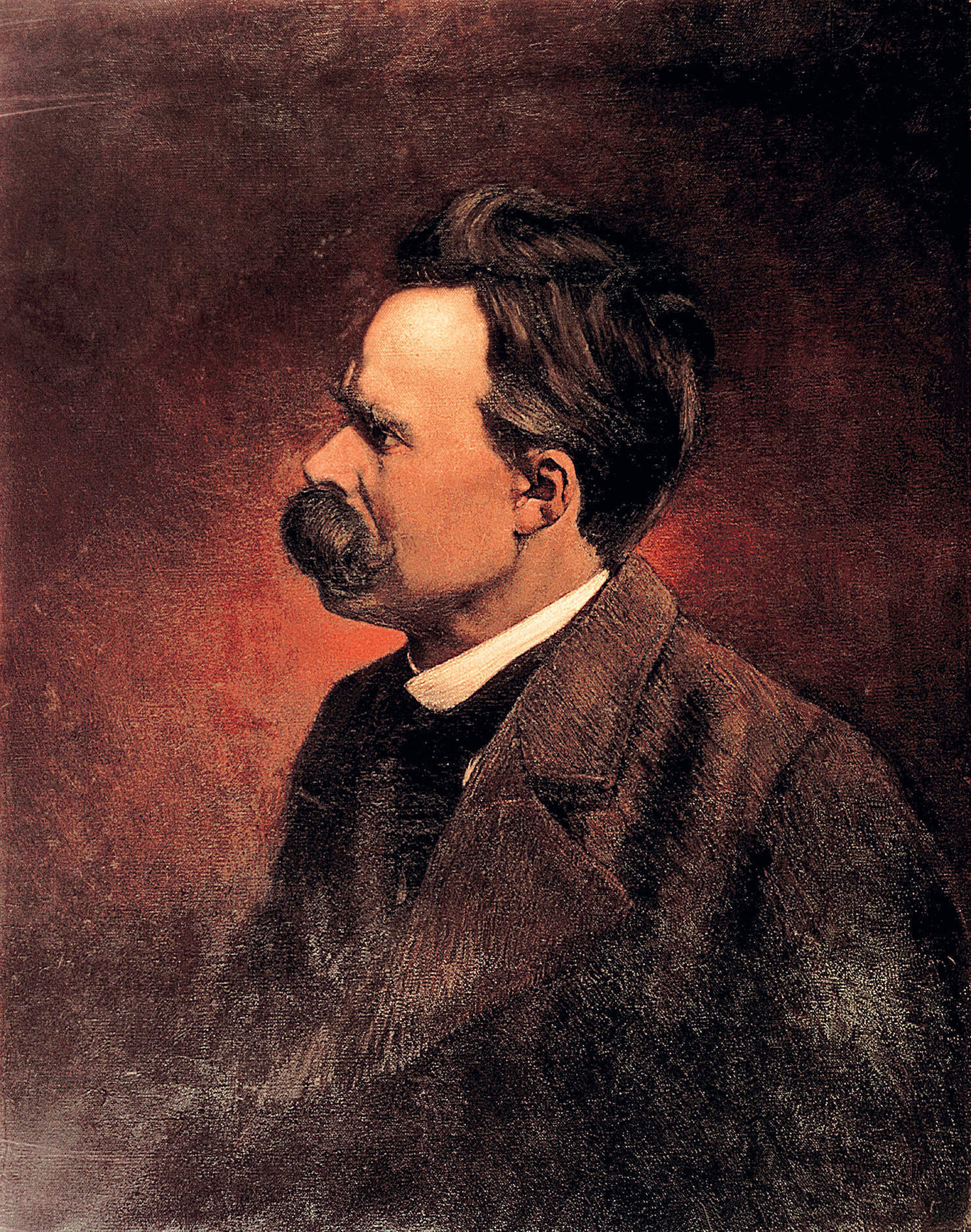 The agony and the destiny: Friedrich Nietzsche's descent into madness
