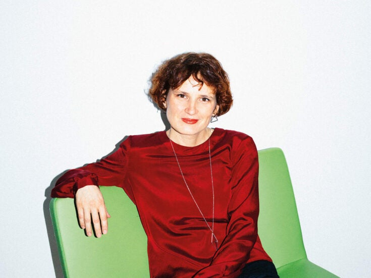 """German Left Party leader Katja Kipping: """"As a Marxist, you can never be dogmatic"""""""