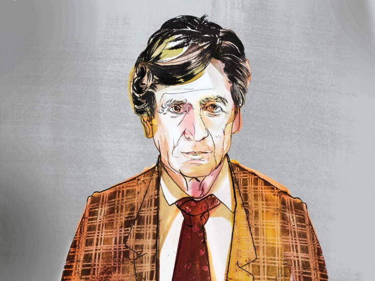 """Melvyn Bragg Q&A: """"When I was growing up, Wigton seemed like a paradise"""""""